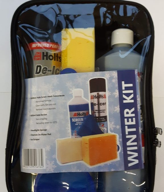 Free Winter Car Kit