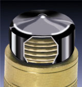 standard pvc caps